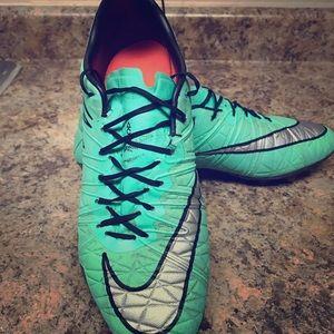 Nike Hypervenom 2015 Edition.